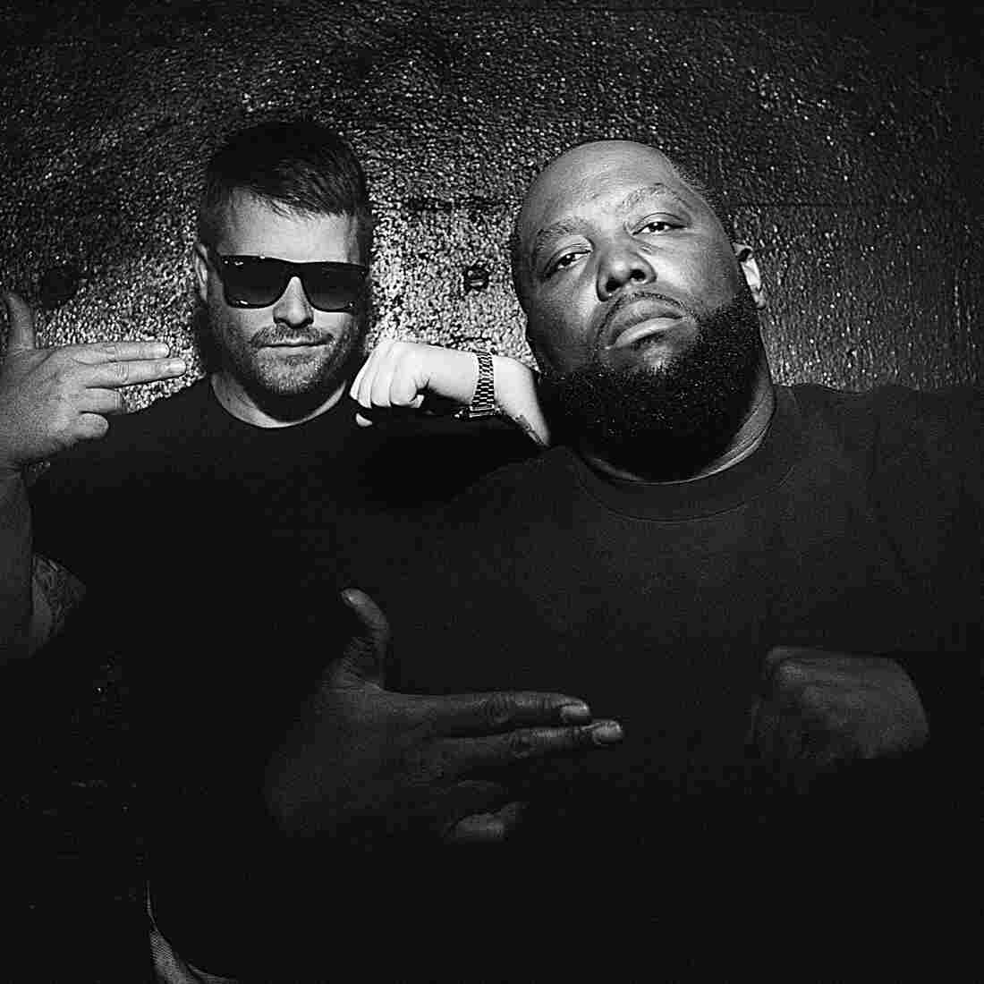Run The Jewels: 'I'm Taking This Life'