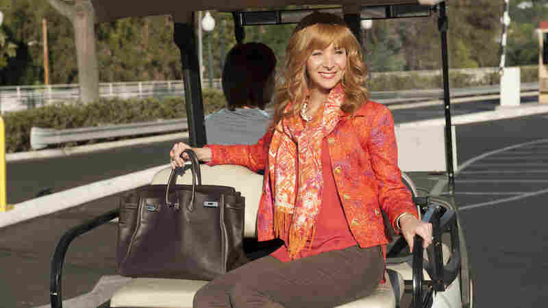 Lisa Kudrow plays actress Valerie Cherish in The Comeback.