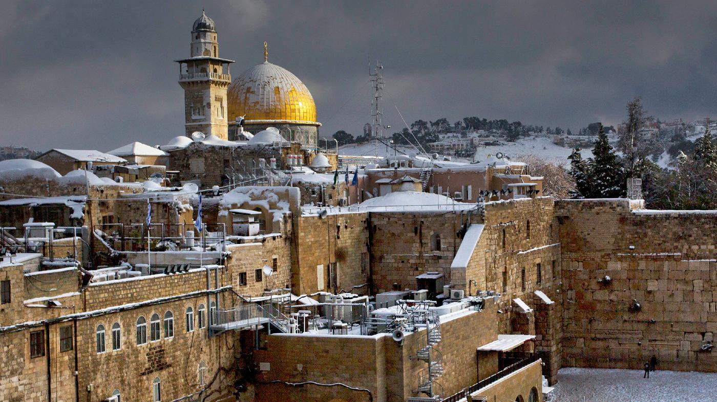 The Jewish Divide Over Jerusalem S Most Sensitive Holy