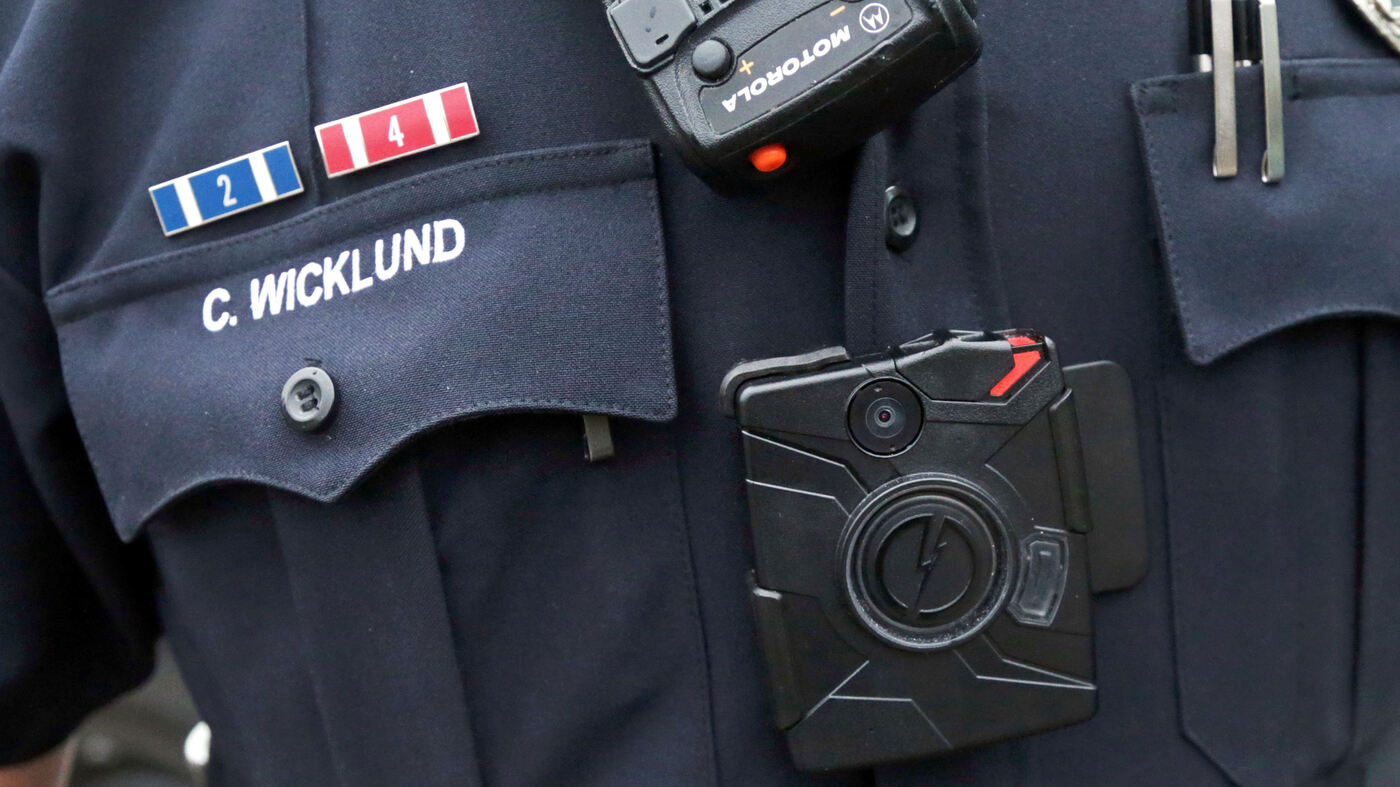 After Ferguson, Police Body Cameras Catching On : NPR