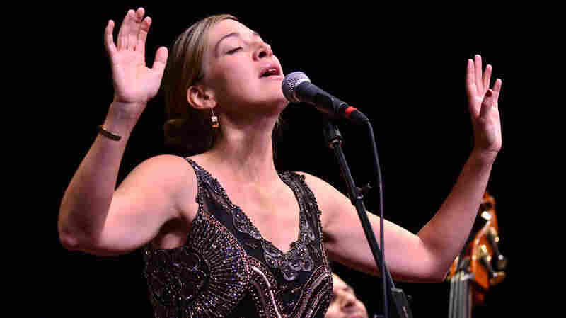Jill Barber On Mountain Stage