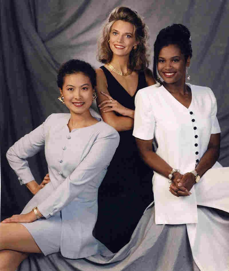 Kodak's multiracial Shirley card from 1996.