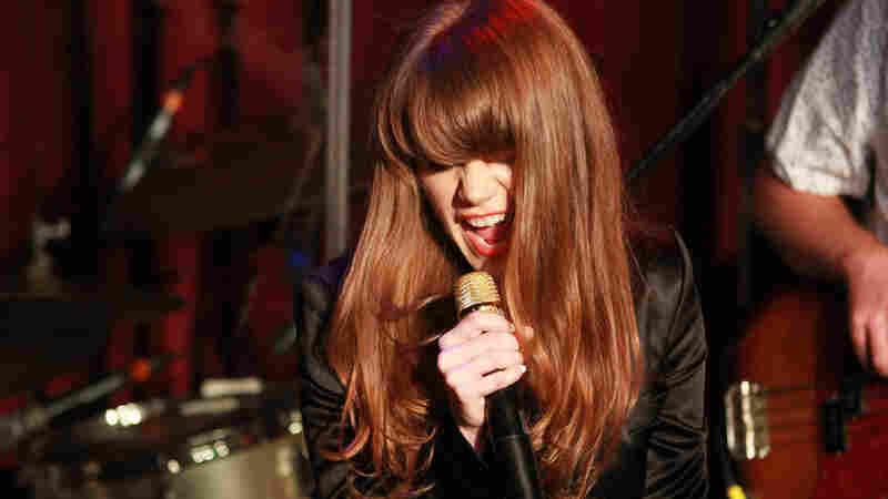 Jenny Lewis performs live on KCRW's Morning Becomes Eclectic.