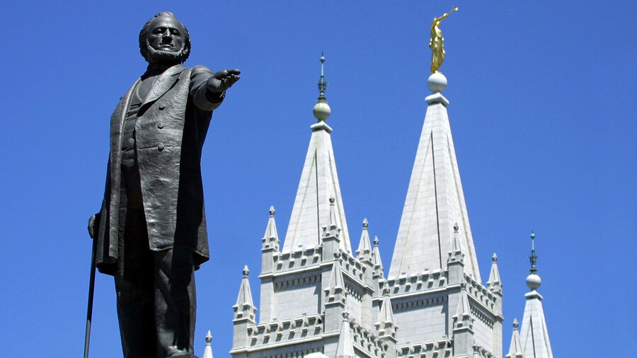 mormon church publishes essay on founder joseph smith s polygamy npr mormon church publishes essay on founder joseph smith s polygamy