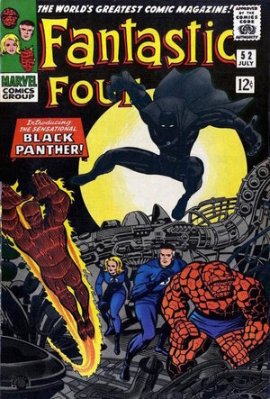 Introduced, issue #52 of the Fantastic Four as a would-be for, the Black Panther would come to be a long-time ally.