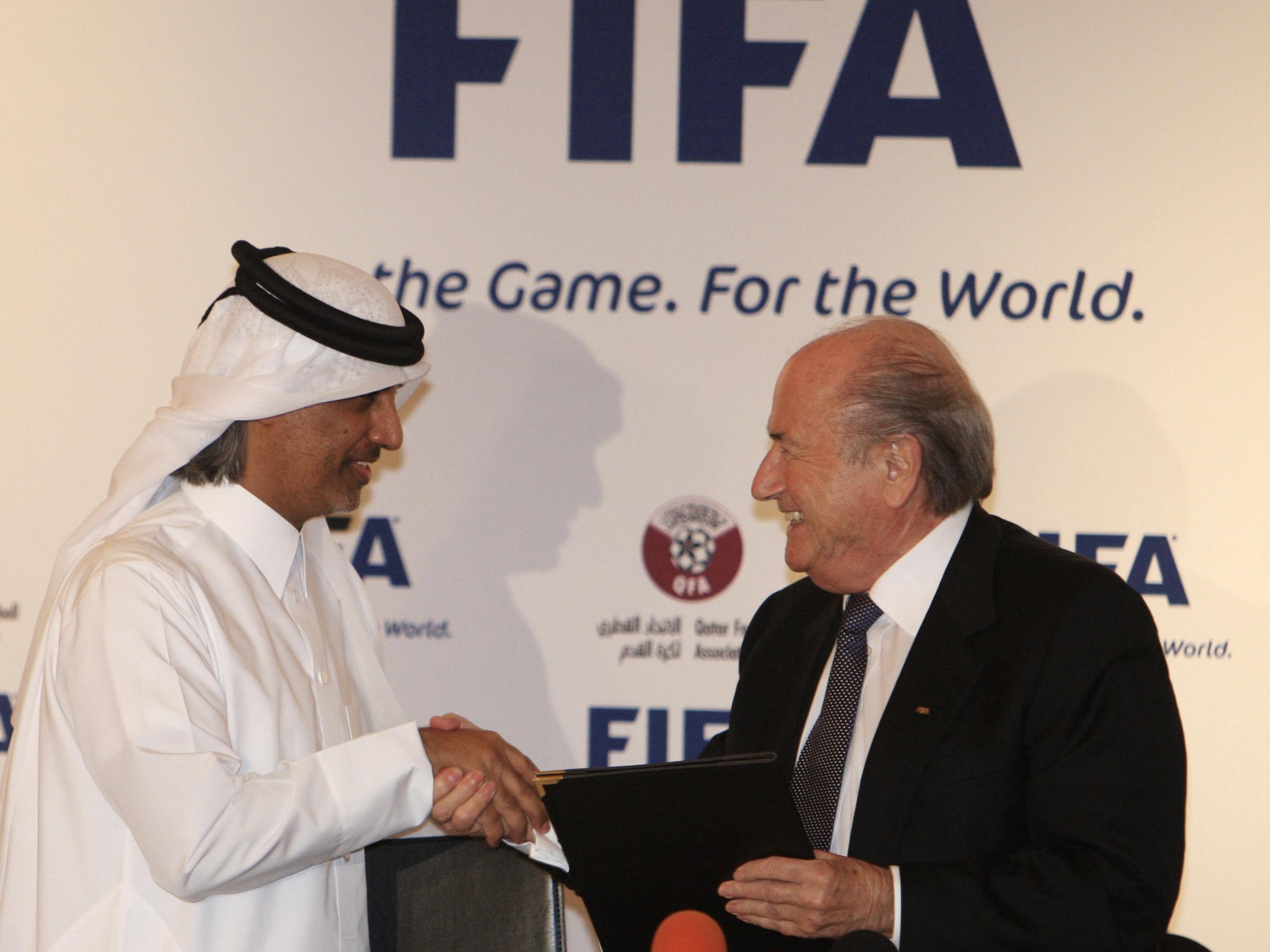 FIFA Clears Qatar, Russia Of World Cup Corruption, Ignites Furor