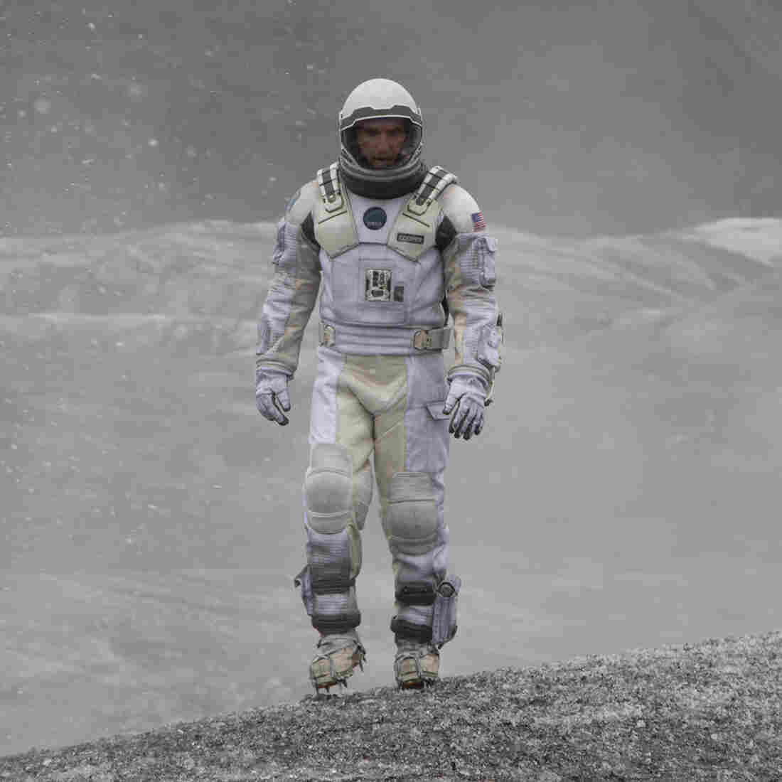 Neil DeGrasse Tyson Separates Fact From Fiction In 'Interstellar'