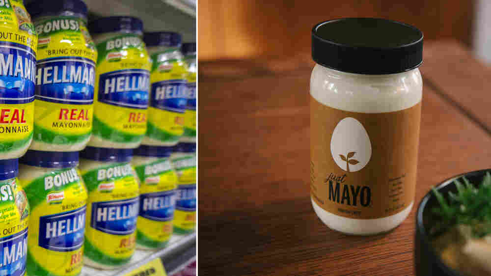 Big Mayo Vs. Little Mayo: Which Brand Has Egg On Its Face?