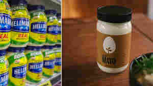 Global food giant Unilever, which owns the ubiquitous Hellmann's brand, is suing Hampton Creek, the maker of Just Mayo, an egg-free spread made from peas, sorghum and other plants.