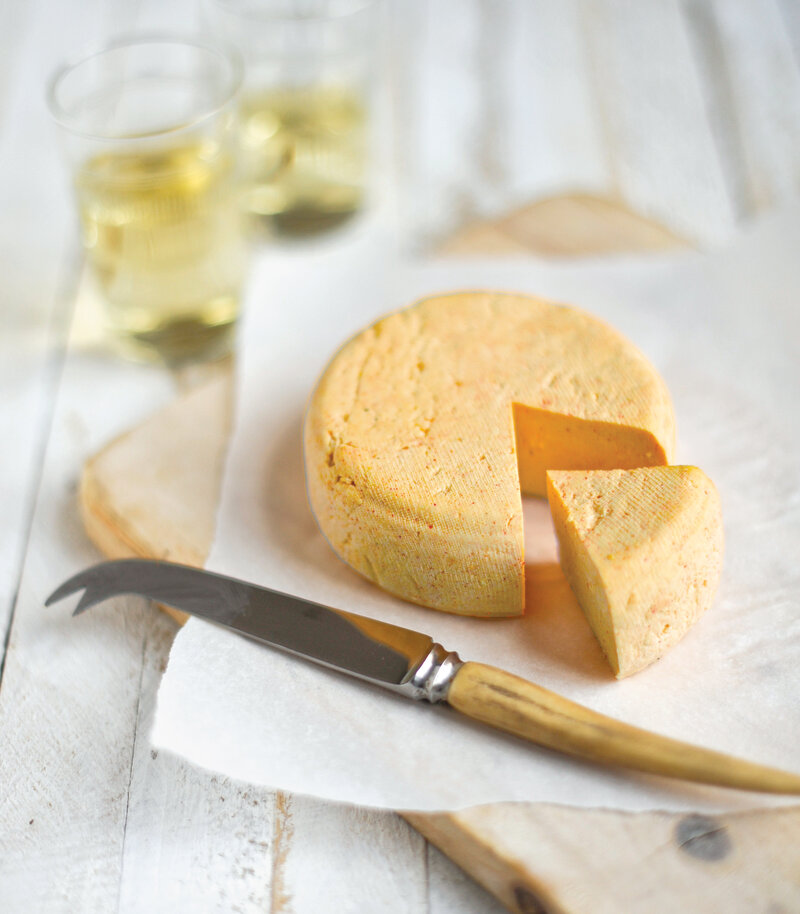 How To Make A Faux Cheddar In One Hour : NPR