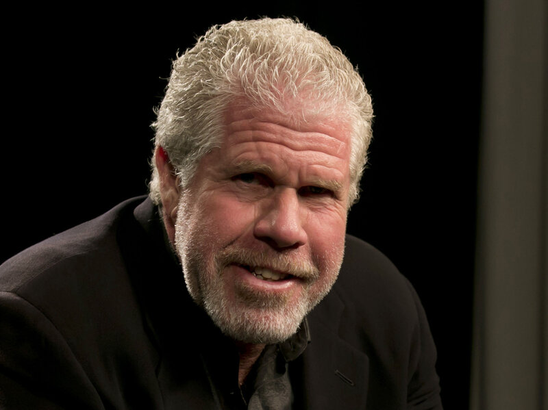 Not My Job: Ron Perlman, Who Played The Beast, Gets Quizzed On Beauty : NPR