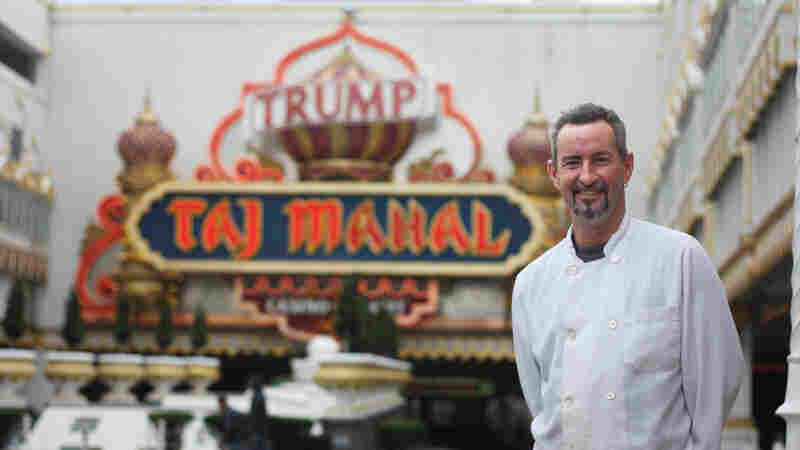 Paul Smith, a single father and a longtime cook at the Trump Taj Mahal Casino in Atlantic City, is worried about losing his health benefits if the casino closes in December.