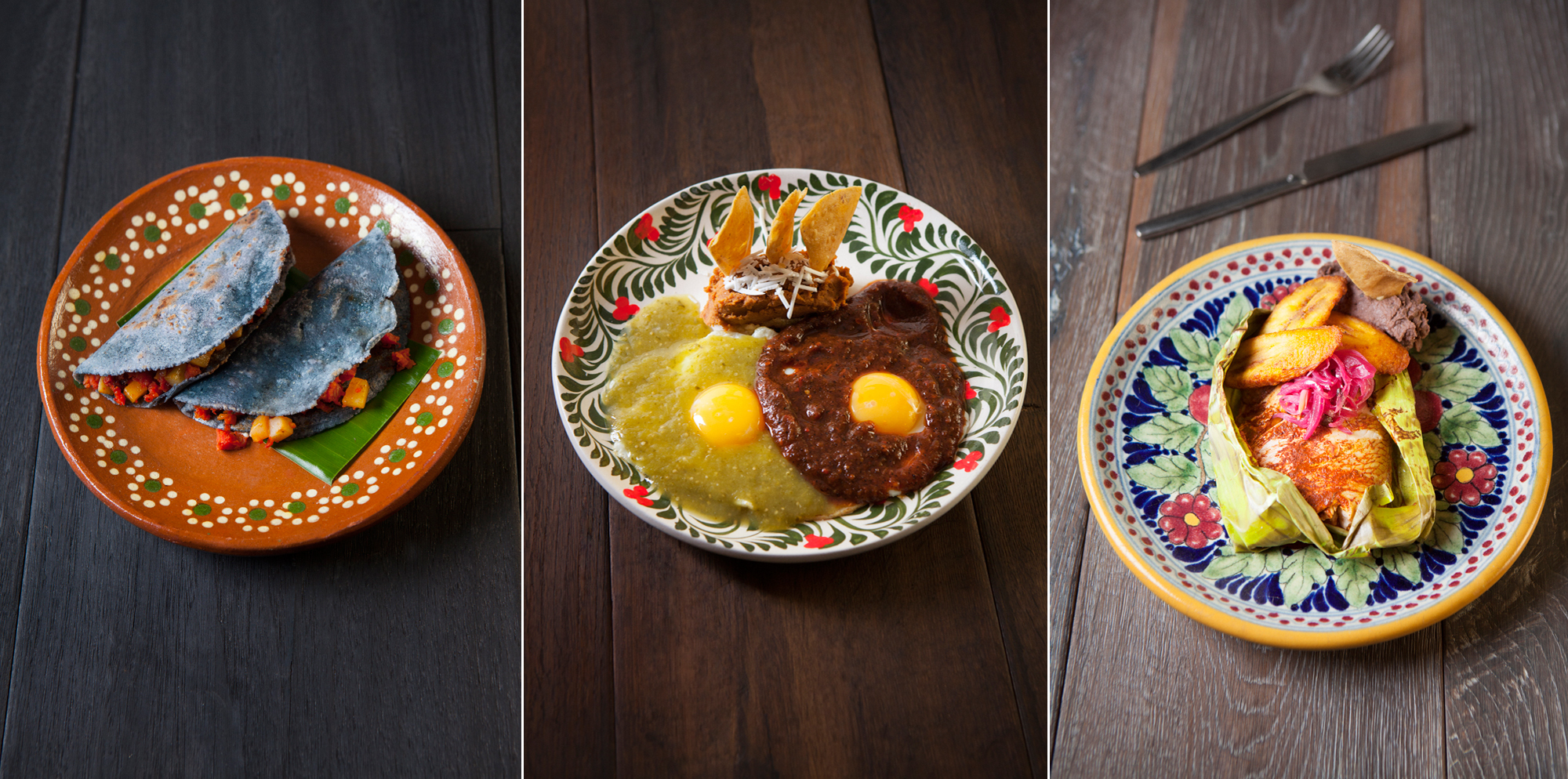 Mexican chef serves up an authoritative guide to her for American regional cuisine book