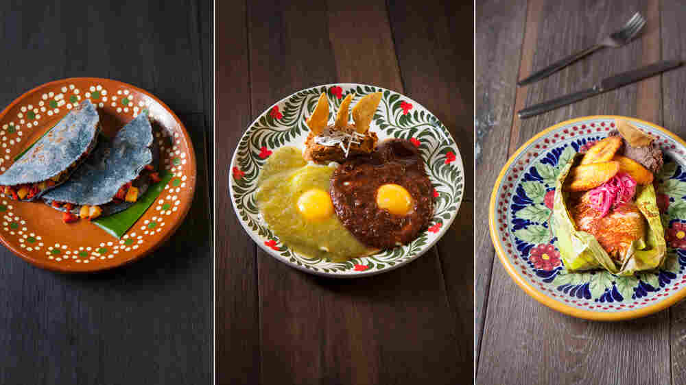 Mexican Chef Serves Up An Authoritative Guide To Her Country's Cuisine