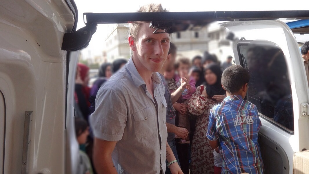 ISIS Issues Video Showing Beheading Of American Aid Worker | NCPR News