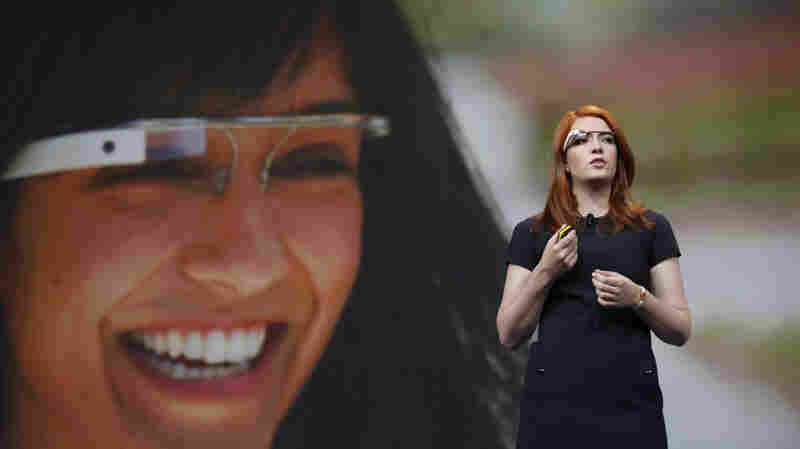 Isabelle Olsson, the lead designer of Google Glass, says she is encouraging more women to enter the tech industry — not just as designers, but in all capacities.