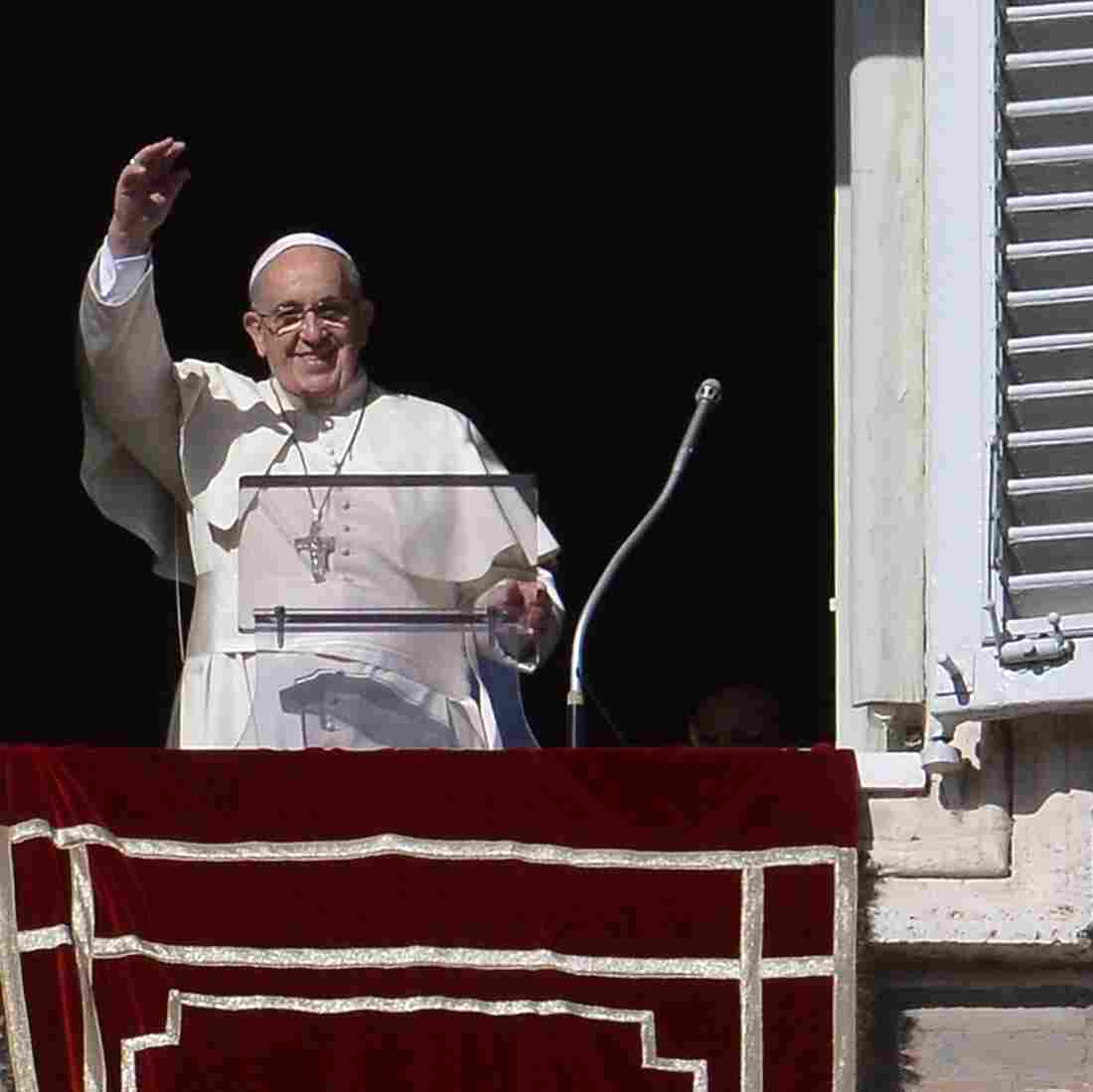 Pope Francis Confirms U.S. Visit In Fall Of 2015