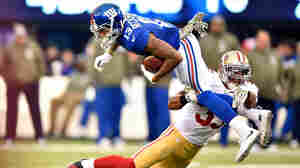 DEA Agents Conduct Surprise Inspections Of NFL Teams