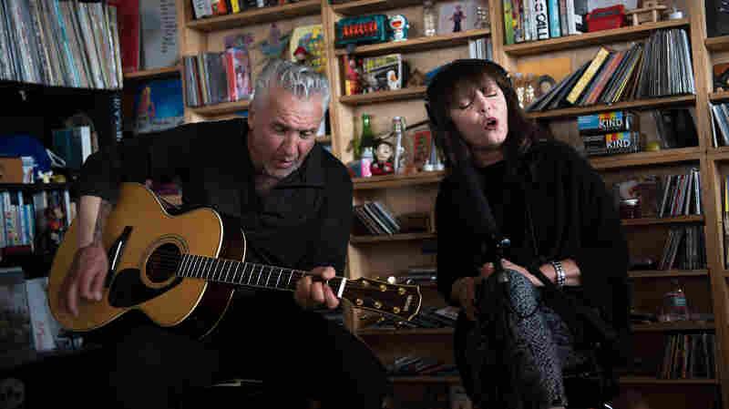 Pat Benatar & Neil Giraldo: Tiny Desk Concert