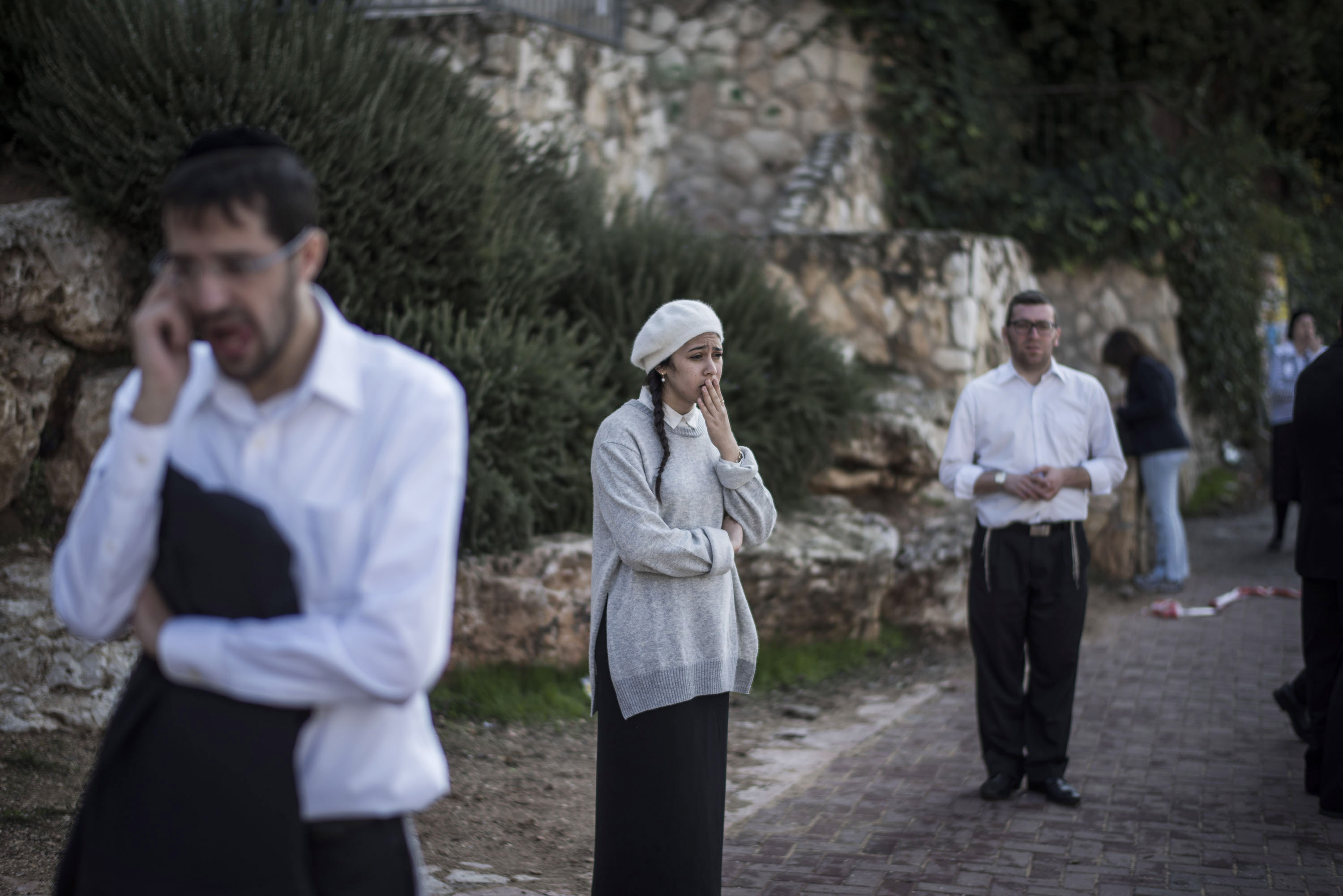 Toll In Jerusalem Synagogue Attack Rises To 5
