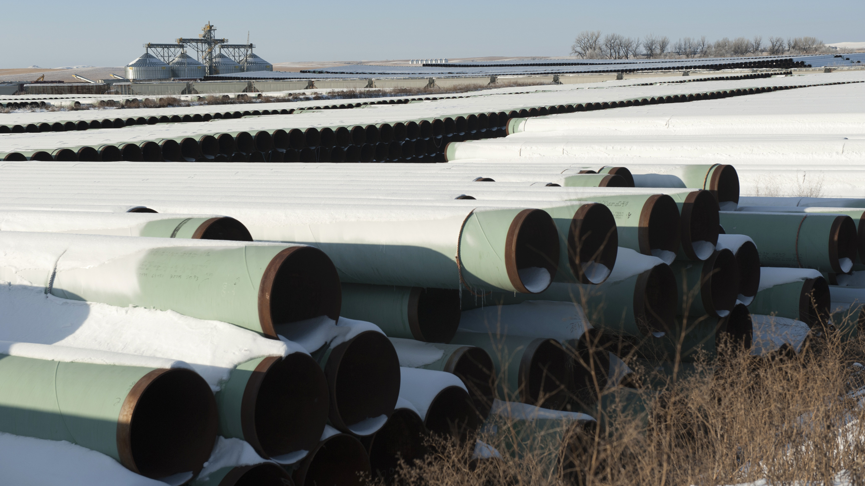 Senate Rejects Keystone XL Pipeline Bill, In A Close Vote