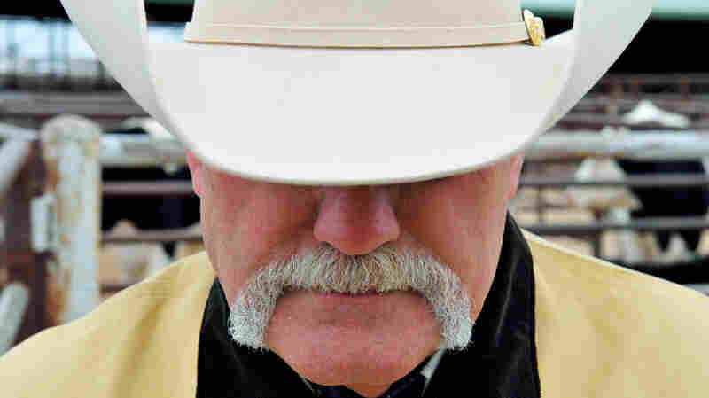 """Chief Agent Jerry Flowers' says good guys """"wear white hats."""""""