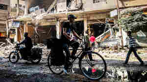 A Syrian's Struggle To Get By
