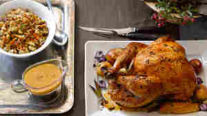 Got A Thanksgiving Time Crunch? Food Is Just (A Few) Clicks Away