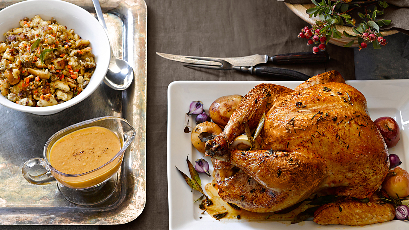 Tyler Florence Turkey got a thanksgiving time crunch? food is just (a few) clicks away