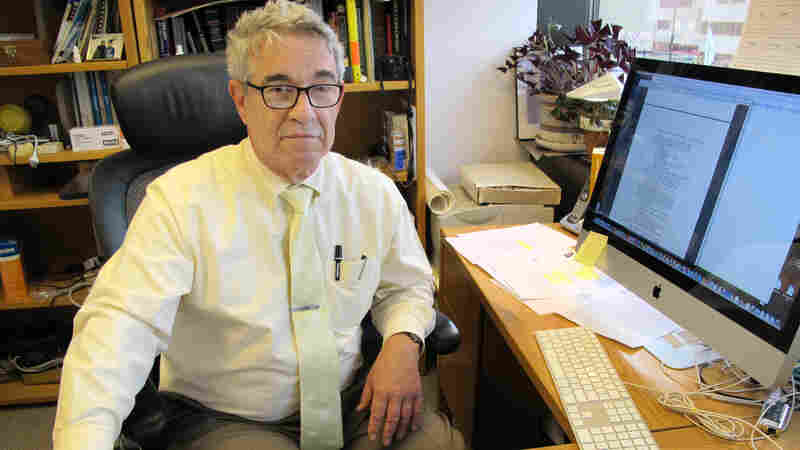 Dr. Oliver Korshin says he's just a few years from retirement, and can't afford the flurry of technology upgrades the federal government expects him to make.