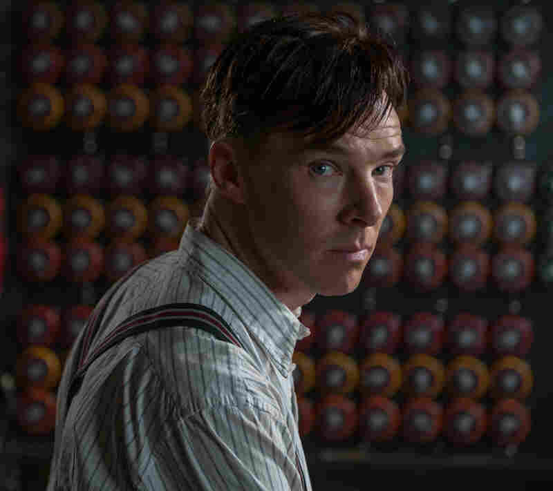 "Benedict Cumberbatch plays British mathematician Alan Turing in The Imitation Game. ""You're not asked to like the character,"" Cumberbatch says. ""You're introduced to him, warts and all."""
