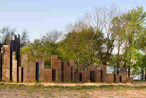 A top nominee: Trail Restroom at Lady Bird Lake in Austin, Texas.