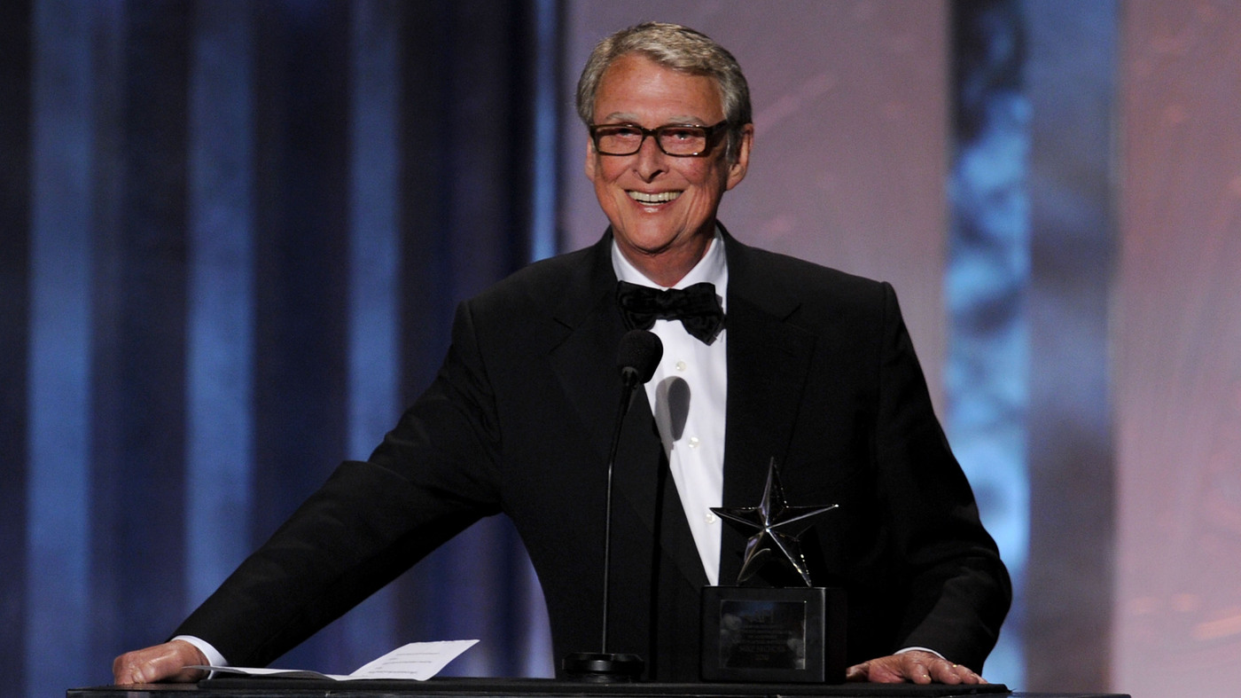 Mike Nichols, Award-Winning Director Of 'The Graduate,' 'Silkwood,' Dies : NPR