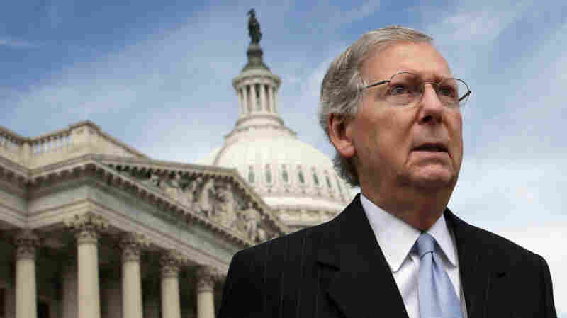Sen. Mitch McConnell (R-Ky.) will take over as Senate majority leader in the new term in January.