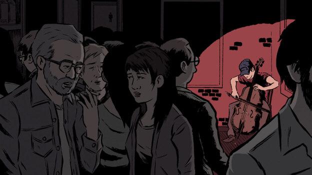 (Illustration by Tyler Boss)