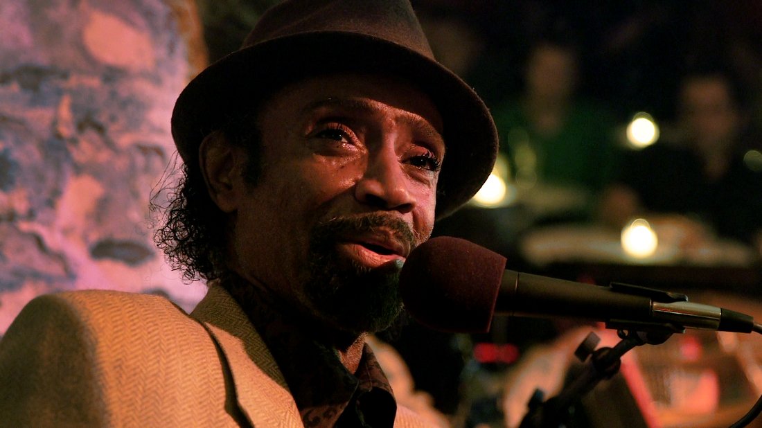Johnny O'Neal performs at Mezzrow.