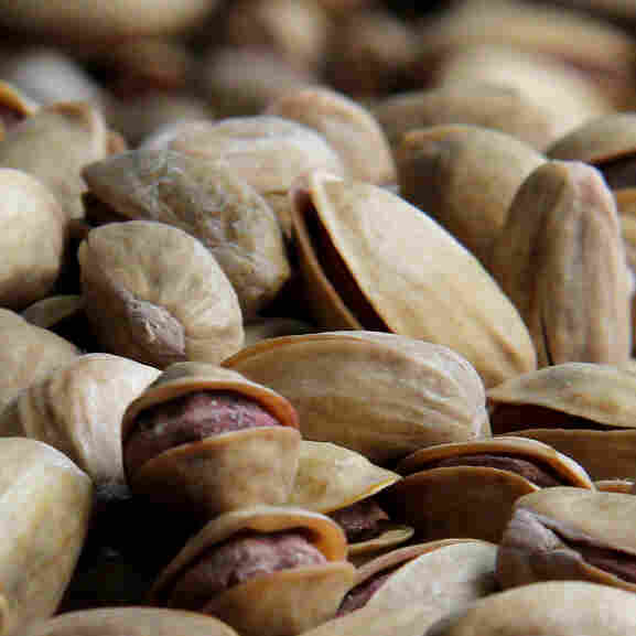 Turkey Looks For Energy In An Abundant Resource: Pistachio Shells