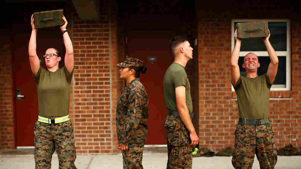Combat Training: Can Female Marines Get The Job Done?