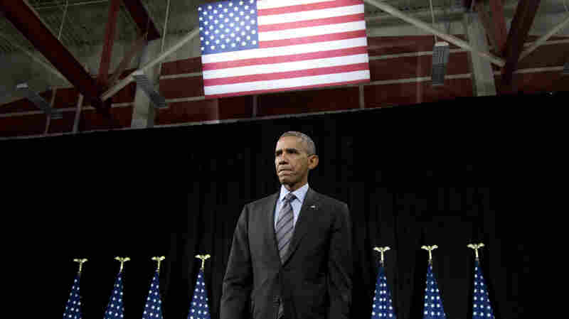 President Barack Obama after discussing his executive actions on immigration Friday at Del Sol High School in Las Vegas. Business groups say the plan does little to help U.S. employers attract foreign workers.