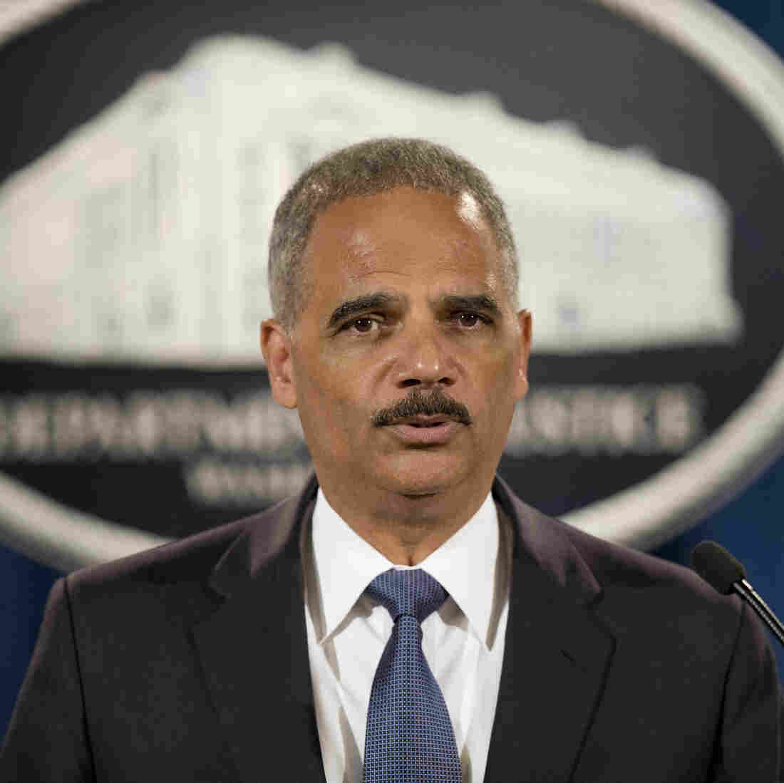 Holder Calls For Calm As Ferguson Grand Jury Decision Looms