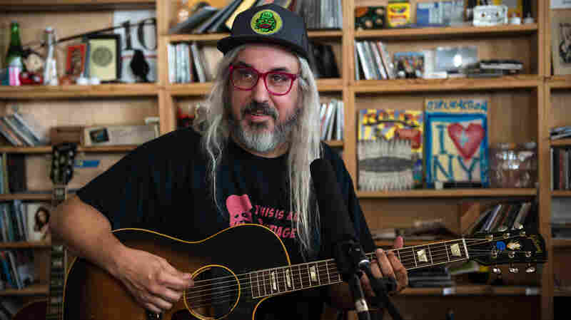 J Mascis: Tiny Desk Concert