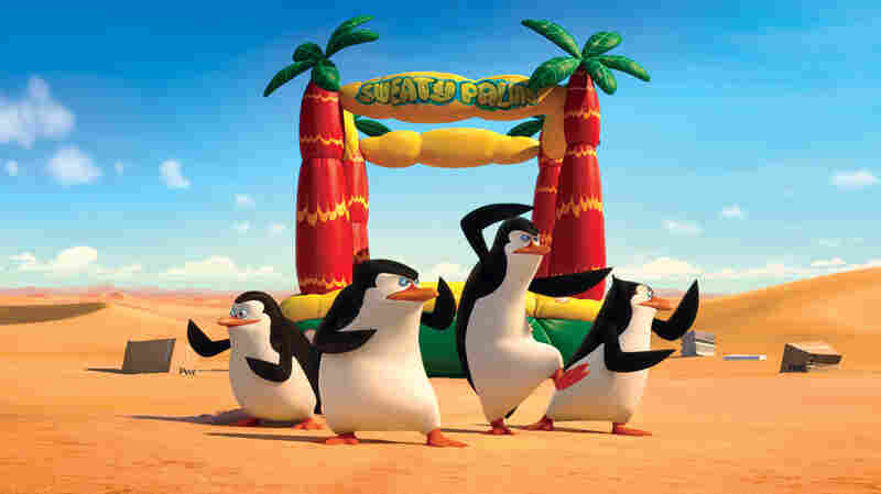 Penguins of Madagascar follows a spy team of penguins, who first appeared in the film series Madagascar, as they work to stymie an evil octopus' plan to take over the world.