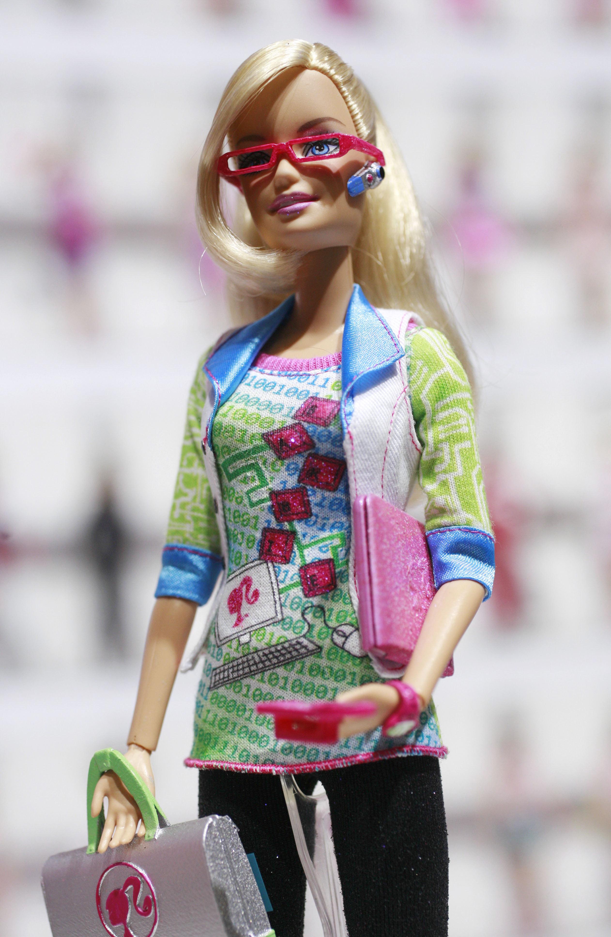 After Backlash Computer Engineer Barbie Gets New Set Of Skills Npr