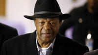 Councilman and former Mayor Marion Barry in March.