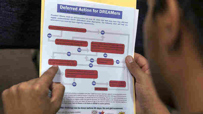 A guide for applying to the Deferred Action for Childhood Arrivals program that began in 2012. U.S. Citizenship and Immigration Services says it will begin accepting applications for the expanded DACA program in 90 days.