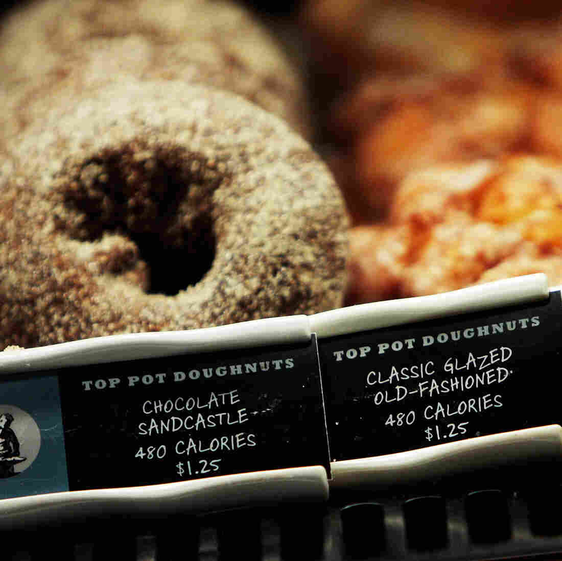 Want A Calorie Count With That? FDA Issues New Rules For Restaurants