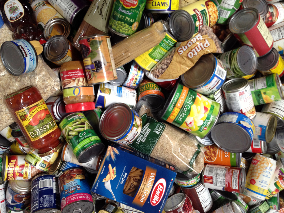 For The Next Food Drive Go For The Canned Tuna Not The