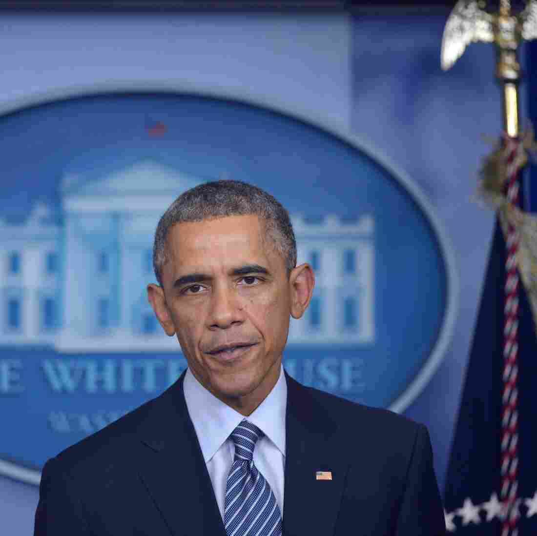 Obama Discusses Ferguson Jury Decision In Michael Brown Case