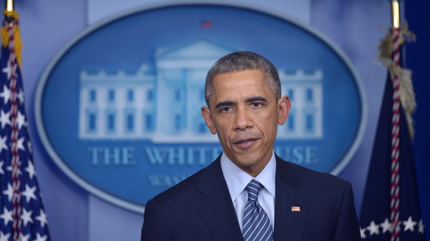 Obama Discusses Ferguson Jury Decision In Michael Brown Case : The ...