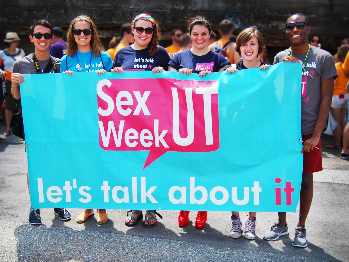 Talking (Very Frankly) About Sex On Campus